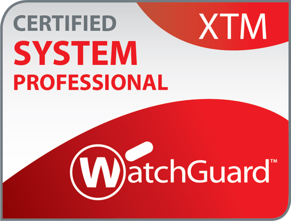 WatchGuard Certified System Professional